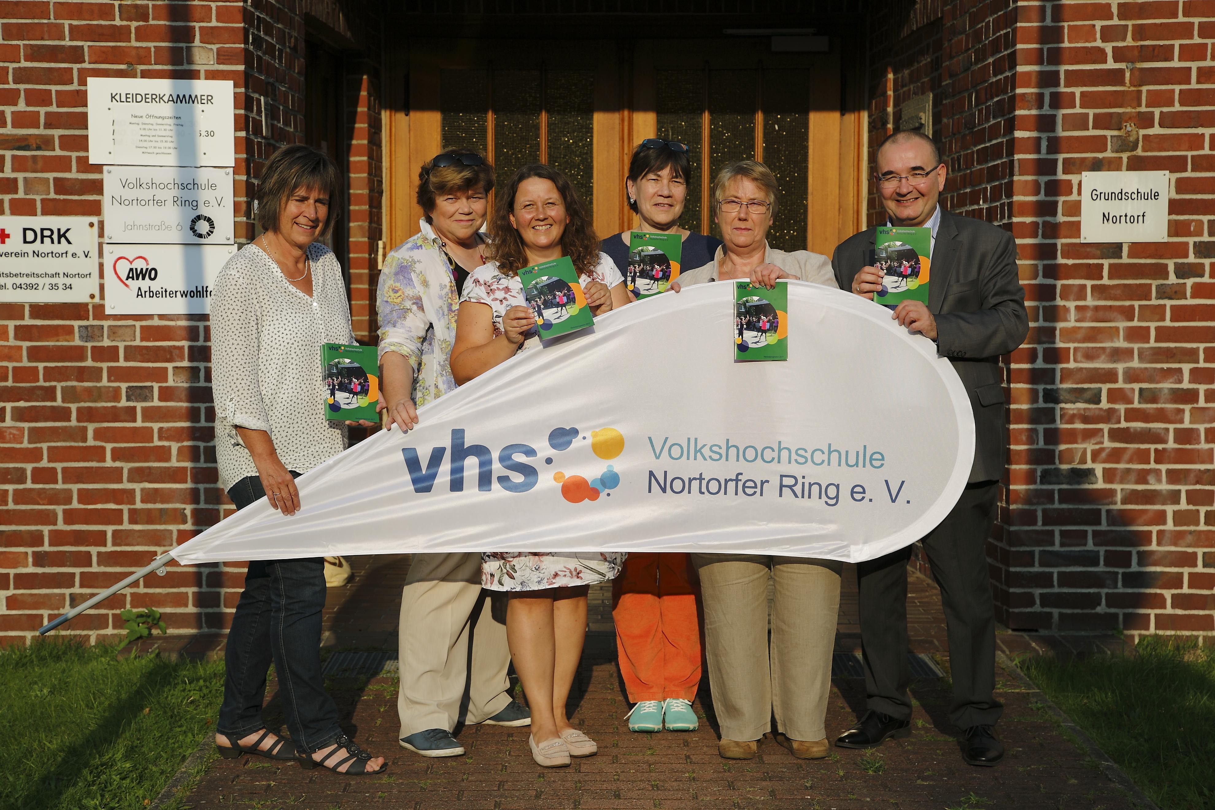 Vorstand - VHS Nortorf